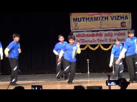 Tamil pasanga dance (Harish Dance)