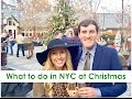 What to do in New York City at Christmas