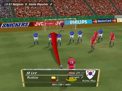 World Cup 98 PC Gameplay