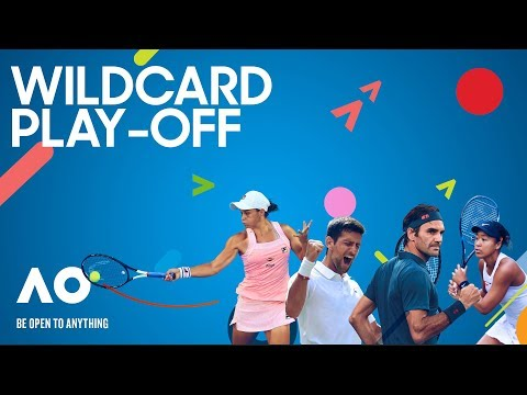 Australian Open 2020 Wildcard Play-Off Day 5 Court 8