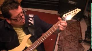 How to play using Diatonic Chords by Mike Gross(rockinguitarlessons.com)
