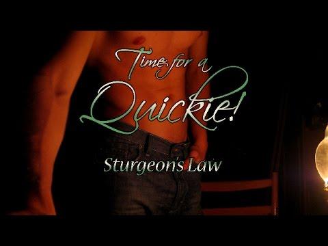 Quickie: Sturgeon's Law