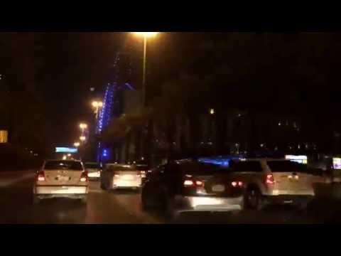Riyadh's Beautiful Buildings -King Fahad Road