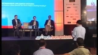 adtech Bangalore 2012, Manish Vij, Samir Kumar, Rahul Khanna, Shailendra Singh