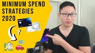 Everyday Ways to Meet Minimum Spend for a New Credit Card (2020)