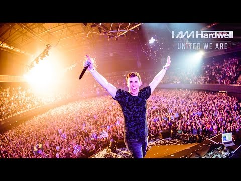Hardwell - I AM HARDWELL United We Are 2015 Live at Ziggo Do