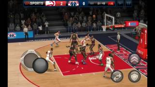 Yao Ming GAMEPLAY! | CHEAT CODE | NBA Live Mobile!