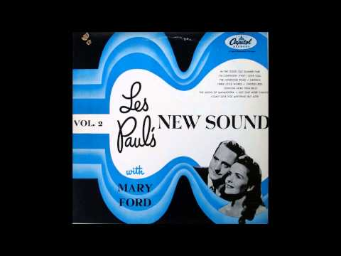Les Paul and Mary Ford - In the Good Old Summertime