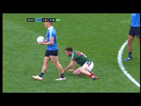 Dublin v Mayo ALL- Ireland SFC Final 22/9/2017