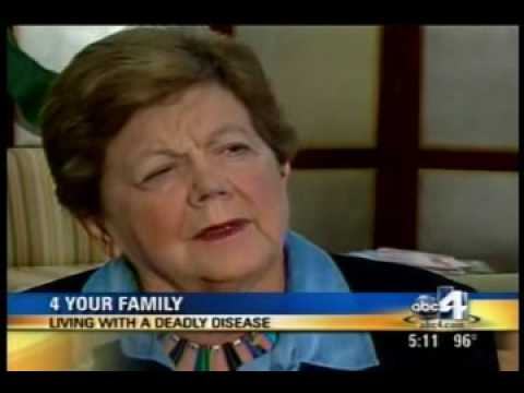 07/22/09 - Olene Walker and Dr. Mary Beth Scholand talk about PF on Salt Lake City's ABC 4