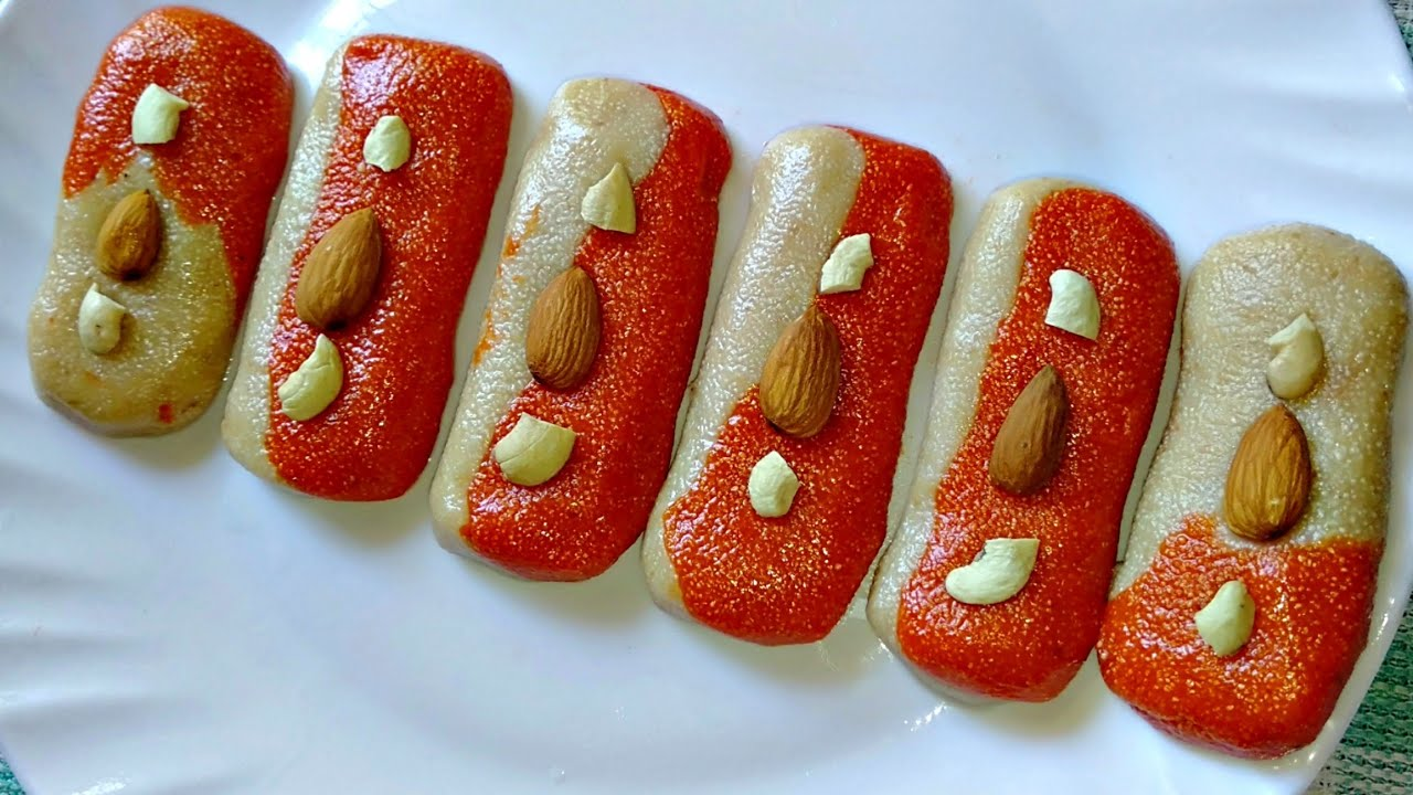 ରାଖୀ ପୁର୍ଣ୍ଣିମାରେ ମାତ୍ର ୩ଟି ସାମଗ୍ରୀରେ ୧୫ ମିନିଟରେ ପ୍ରସ୍ତୁତକରନ୍ତୁ ବିଲକୁଲ ନୂଆ ପ୍ରକାର ମିଠା |Sweet Recipe