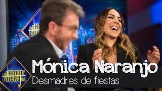 Pablo Motos y Mónica Naranjo reflexionan sobre los desmadres en las fiestas - El Hormiguero 3.0