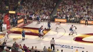 NBA 2k14(PS4) - Kyrie Irving Mix