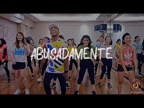 ABUSADAMENTE Dance Cover || May J Lee Choreography || Hip Hop Class