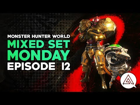 Mixed Set Monday #12 | Status Hammer, Samus Cosplay & More!