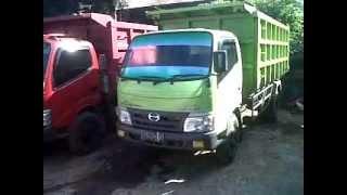 Dump Truck Samarinda Dijual Hino Dutro, Dyna, Canter HP;085246902754 PINBB;27F938C4