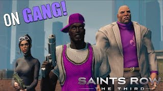 """BLOCK IS HOT!! ( FUNNY """"SAINTS ROW 3"""" GAMEPLAY #7)"""