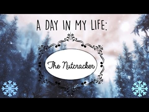 A Day in my Life: The Nutcracker   Alison Stroming