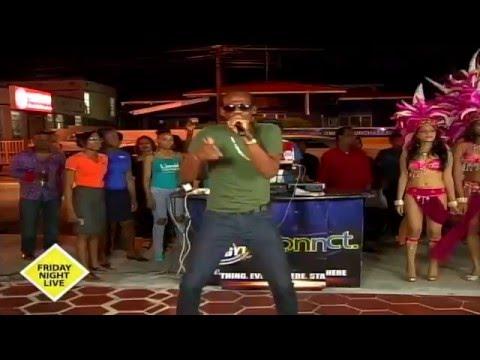 Synergy Tv - Naya George (Friday Nights Live)