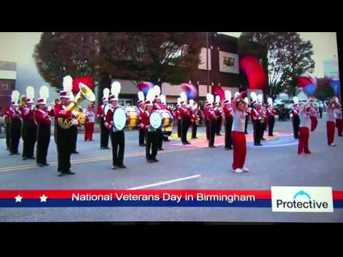 Veteran's Day Parade 2015- Ohatchee High School