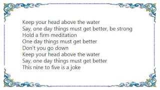 Buju Banton - Close One Yesterday Lyrics