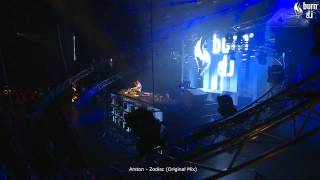 Aurosonic live @ Paul van Dyk show 21.12.2013 Moscow Stadium Live