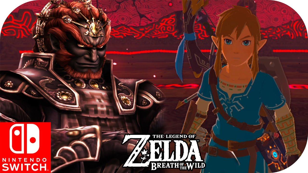La Batalla Final Link V S Ganon Zelda Breath Of The Wild Ep 36 Con Alex
