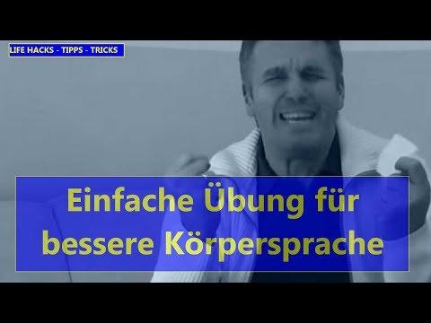 Klasse! Übung Körpersprache raten (Mein Espresso-TV -330-) (Tipp, Übung)