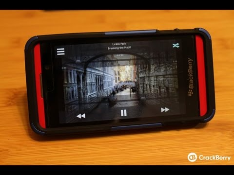 Think-4-U Music Player for BlackBerry 10