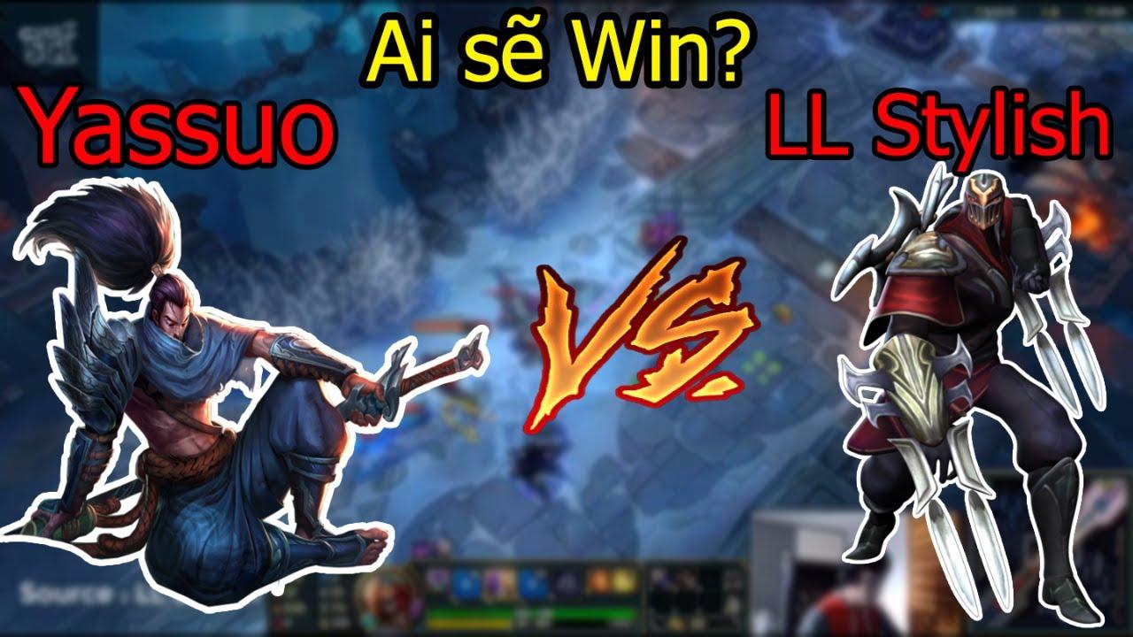 Best Yasuo Thế Giới đối đầu Best Zed Thế Giới !! Ai sẽ chiến thắng?