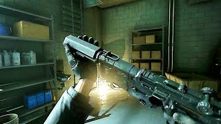 WOLFENSTEIN II: The Diaries of Agent Silent Death Trailer (2018) PS4 / Xbox One / PC