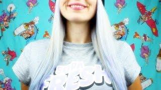 spontan Haare silber/grau färben! | Directions & Multicolor | RETRY #Bonnytrash