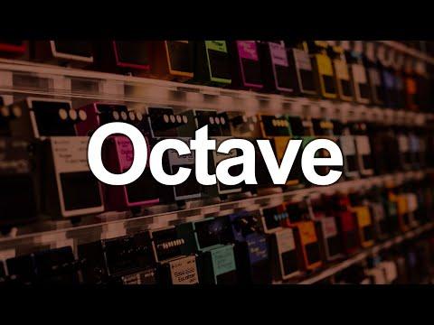 Guitarra com Octave, como é o som?