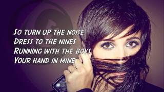 "LIGHTS ""Running With The Boys"" Lyrics"