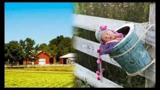 Dźwięki farmy, odgłosy zwierząt, BIAŁY SZUM uśpi niemowlaka