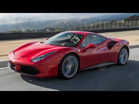 2016 Ferrari 488 GTB Hot Lap! - 2017 Best Driver's Car Contender