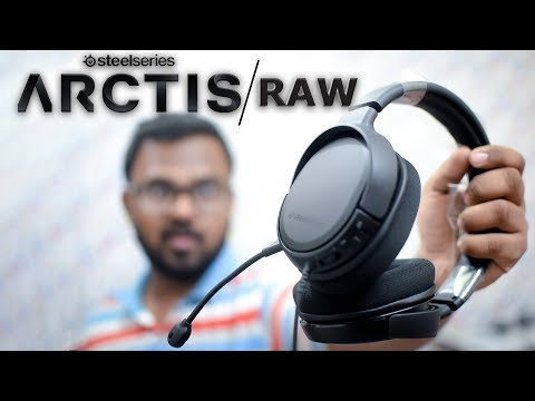 SteelSeries Arctics Raw WorldWide - The best Gaming HeadSet?   Full Review   Hindi
