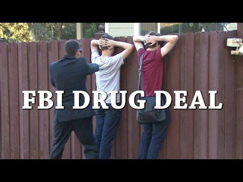 FBI Drug Deal Prank - Funny Hood Pranks - Best Pranks