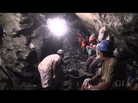 Mining For Emeralds In Brazil By GIA