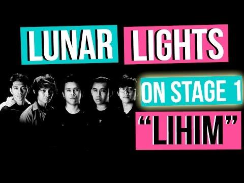 Lunar Lights - Lihim (Stage 1 Live Performance)