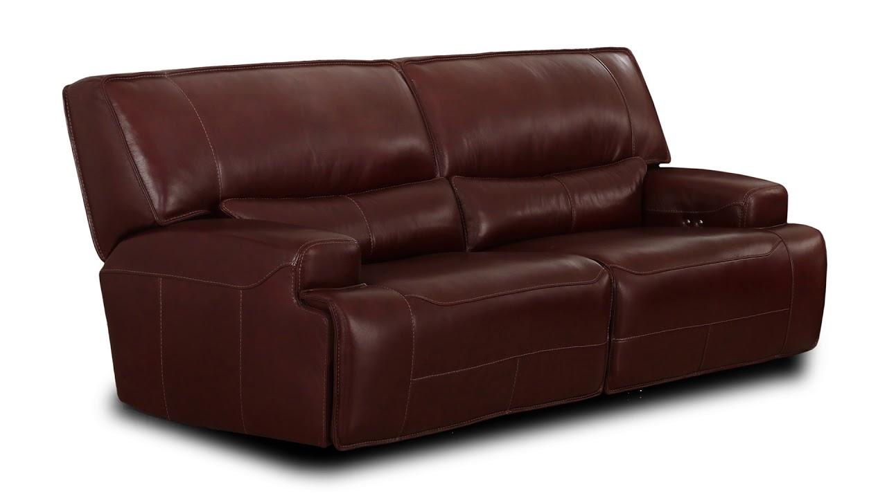 - Simon Li Denali Power Sectional, Power Sofa, Power Loveseat, And