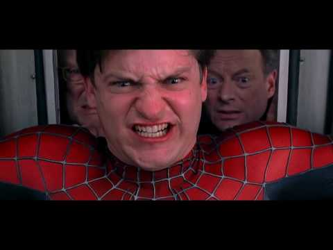 Spider Man(The Fray–Don't let me go)
