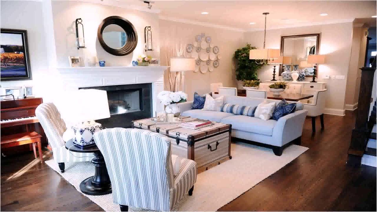 Narrow Rectangular Living Room Design Youtube