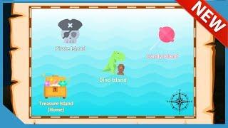 GIOCA IL NUOVO CUORE ROBLOX HUNT SIMULATOR AGGIORNAMENTO!! (NUOVA SAND, ISLANDS & ORES)