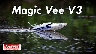 Joysway Magic Vee V3 RTR RC boat
