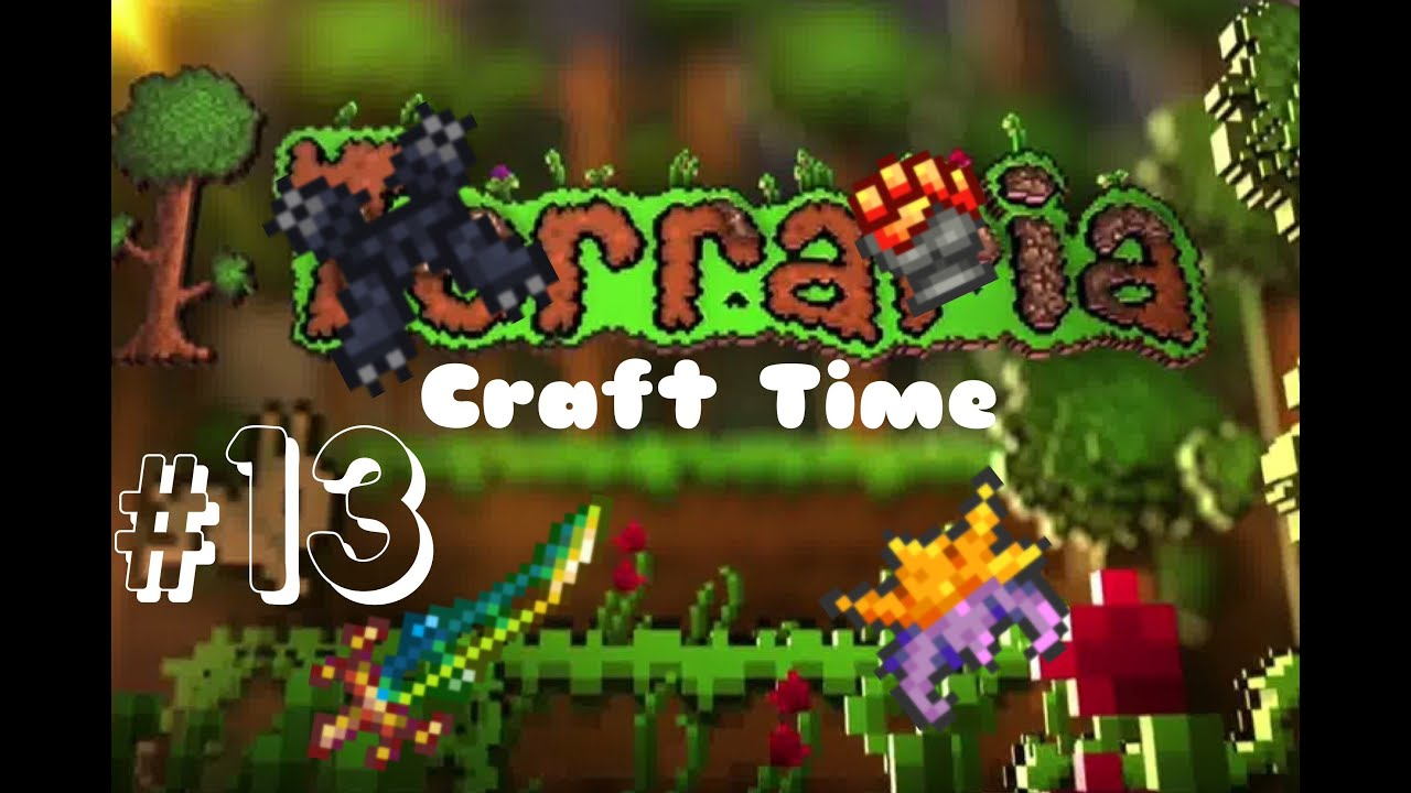 How To Craft On Terraria Ios