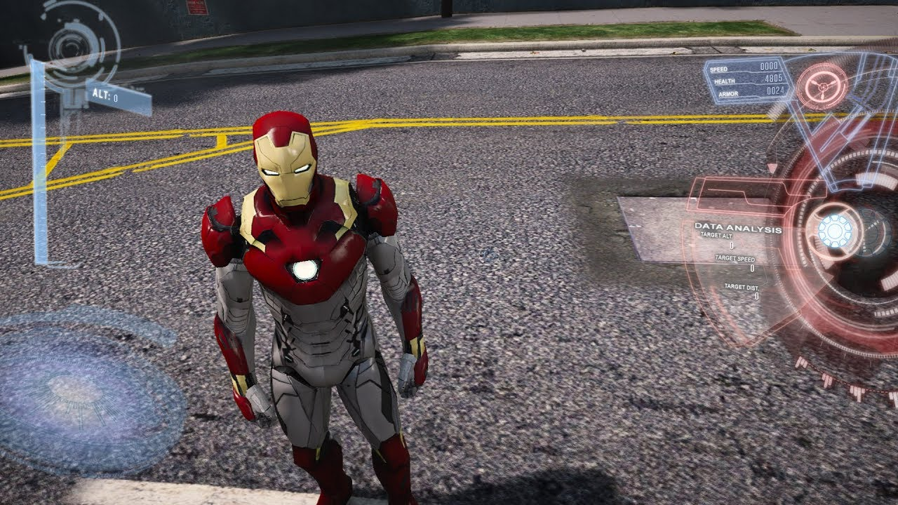 How To Set up GTA 5 IRON MAN V 2.four MK47 (NEW Repulsors, NEW HUD) Addonpeds three.zero.1
