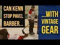 Pavel Barber VS Vintage Goalie | Celebrity Guest