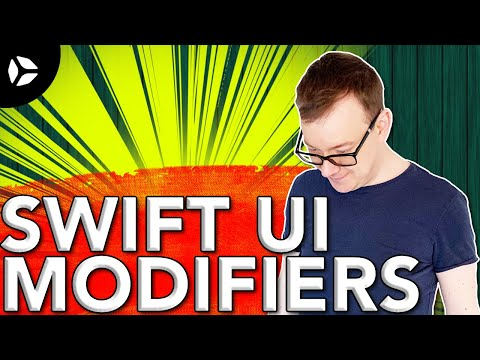 SwiftUI Modifiers in UIKit with @discardableResult (FAST) | Swift 5, Xcode 10 thumbnail