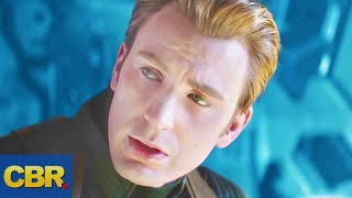 5 Things The Avengers Endgame Trailers Revealed About Captain America